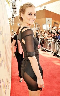 Leighton Meester, my favorite actress ever she has a great style