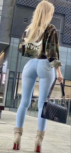 Sexy Jeans, Superenge Jeans, Mode Jeans, Skinny Jeans, Trousers Women, Pants For Women, Clothes For Women, Denim Attire, Corpo Sexy