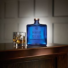 Haig Club - Single Grain Whisky - Scotland's Hidden Gem - A Drink , I should try at least once #Whiskey #HaigClub