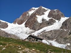 COURMAYEUR (Valle d'Aosta) – VAL VENY - Italy - Rifugio Elisabetta - by Guido Tosatto
