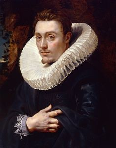 Peter Paul Rubens: Portrait of a Young Man (1610-1613)
