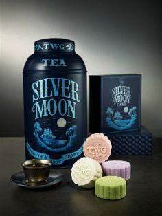 Tea Lightful Twg Tea Candied Mooncakes