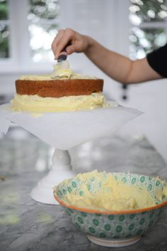 makin' carrot cake for pops!