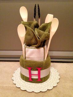 "Kitchen Bridal Shower ""Cake"""