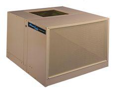 MasterCool AD2C71 230V 2-Speed Down-Draft Roof 8 In. Media Evaporative Cooler   #SwampCooler