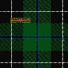 Douglas Family or Clan (Ancient Colours) Tartan - Glendenning is a sept of Clan Douglas