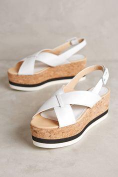 Anthropologie's New Arrivals: Sandals - Topista #anthrofave