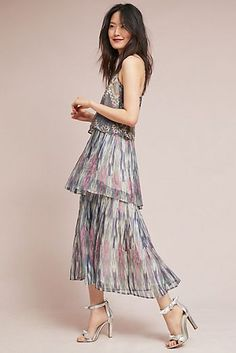 Josie Tiered Maxi Dress