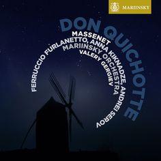Massenet's Don Quichotte on the Mariinsky Label.