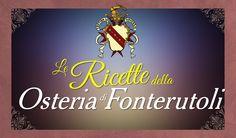 Tutte le ricette preparate dalla Osteria di Fonterutoli. @marchesimazzei #mazzei #fonterutoli #tuscany #wine