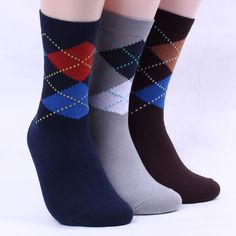 Price: AU $16.90 MAN ARGYLE (6PAIRS) #socks #dress #pattern