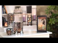 PartyLite Enchanted Celebration Candle Holder