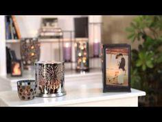 PartyLite Enchanted Celebration Candle Holder