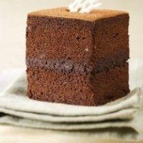 CHOCOLATE COTTON CAKE Sajian Sedap