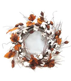 Add a lovely rustic touch to your home and office decor with the Blooming Autumn…