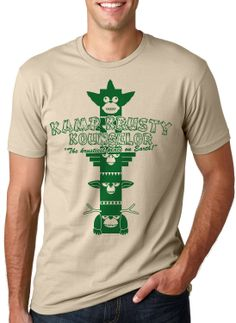 Camp Krusty Counselor T Shirt Funny Cartoon Shirt at Amazon Men's Clothing store