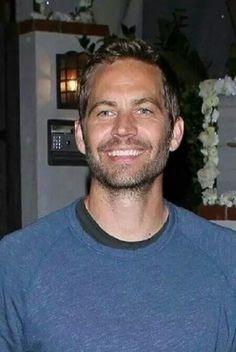 Paul Walker beautiful smile