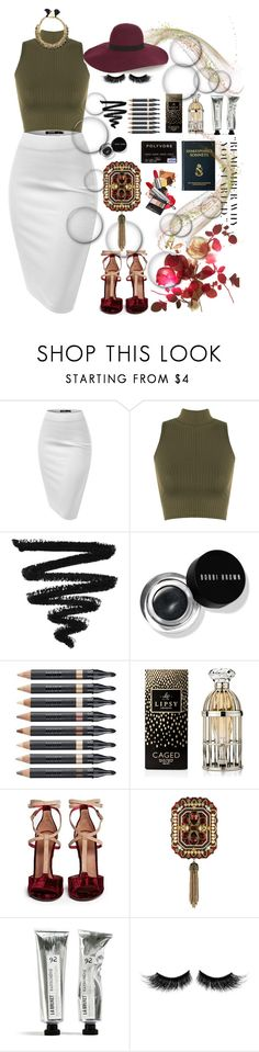 """Classy"" by daniela-896 ❤ liked on Polyvore featuring WearAll, Bobbi Brown Cosmetics, Nudestix, Lipsy, Givenchy, Judith Leiber, eylure, Grace and Maison Michel"