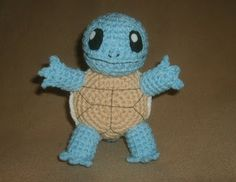 WolfDreamer: SQUIRTLE; GREAT SITE! so many free patterns