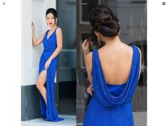 56c2a43ba30b7 Virgos Lounge Ranata Maxi DressUK14 Embellished Blue Wedding Party Prom  Cocktail