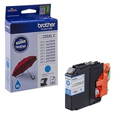 From 12.50 Brother Ink Cartridge For Lc225xl - Cyan