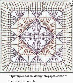 Afghan Square Pattern                                                                                                                                                      Más