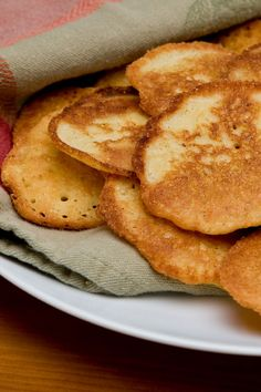 Weight Watchers Friendly Sweet Corn Cakes Recipe