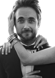 Justin Chatwin!  Can't wait for the new season of Shameless!