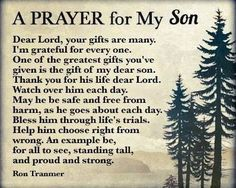 Discover and share I Love My Mom Quotes From Son. Explore our collection of motivational and famous quotes by authors you know and love. Prayer For Son, Prayer For My Children, My Children Quotes, Daily Prayer, Love My Mom Quotes, Son Quotes, Family Quotes, Life Quotes, Qoutes