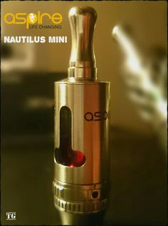 Aspire Nautilus Mini #Vape #ecig #Clearomiseurs