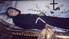 St. Charles of Sezze (stigmatic) (1613-1670) Feastday: January 18 Incorrupt