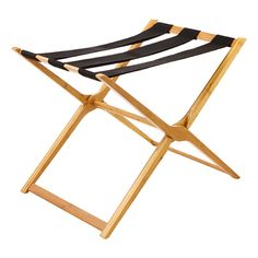 Give your guests a stylish welcome with our exclusive Bamboo Luggage Rack.