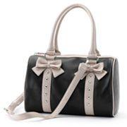 ELLE Sofie Bow Barrel Bag
