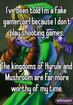 Not to mention Aperture Science, Gaurdia (past, present, and future), Tallon IV, and various Pokemon regions.