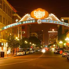 We love the Gaslamp Downtown San Diego    ### Family Friendly Things To Do in San Diego