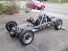 My Winter Project - Race Car Stuff