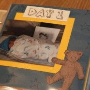 Baby's First Year in 52 Photos….A Great Idea for New Moms!