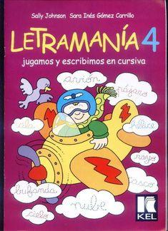 Cuadernos de ejercicios Letramanía para niños