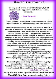 Woorde Prayer Verses, Scripture Verses, Daily Quotes, True Quotes, Afrikaanse Quotes, Sunday School Kids, Prayer Board, Strong Quotes, True Words