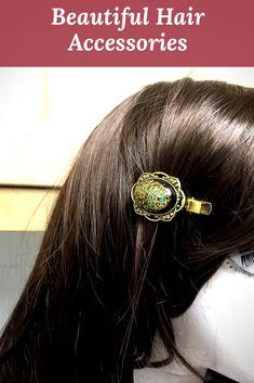 Straight Hairstyles, Handmade Jewelry, Hair Accessories, Earrings, Etsy, Fashion, Ear Rings, Moda, La Mode
