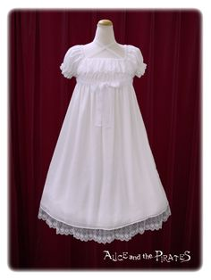Alice and the Pirates Mystic chiffon one piece dress