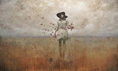Paintings by Federico Infante | http://ineedaguide.blogspot.com/2015/03/federico-infante-update.html | #art #paintings