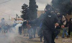 اصابات بالاختناق خلال قمع جيش الاحتلال لمسيرة كفر قدوم: اصابات بالاختناق خلال قمع جيش الاحتلال لمسيرة كفر قدوم
