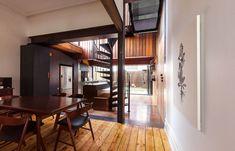 HOUSE House by Andrew Maynards Architects via Lunchbox Architect