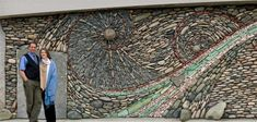 Breathtaking Stone Mosaics Turn Nature Into Art | Well Done Interiors
