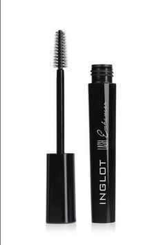 Mascara lash Enhancer This deep black mascara will enhance the beauty of your lashes like never before. A cone shaped silicone wand will let you achieve a long lasting effect of subtly lengthened and thoroughly thickened lashes. Easy to apply, this mascara visually multiplies the lashes and provides definition, making your eyes pop. Flake- and smudge-free. Suitable even for lash extensions.