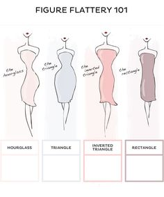 Here S How To Find The Perfect Bridal Gown For Your Body Type Tlcme Tlc