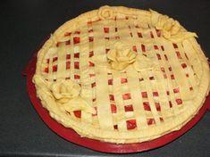Jahodový páj Homemade, Desserts, Food, Tailgate Desserts, Deserts, Home Made, Essen, Postres, Meals