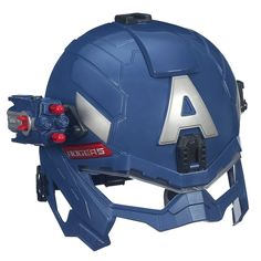 the movies: This high-tech helmet looks like the one Captain A...