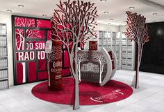 Pop up Shop | Pop up Store | Retail Design | Retail Display | BELVEDERE VODKA